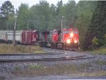 CN 2663 South